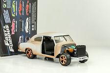 Dom's Chevrolet Fleetline Fast and & Furious 8 matt siber 1:24 Jada