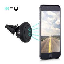 kwmobile Magnetische Auto Halterung für Apple iPhone 6 6S 7 KFZ Lüftungshalter