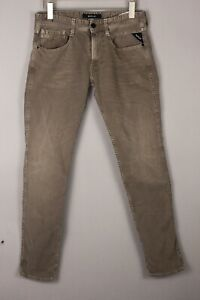 Replay Hommes Anbass Slim Jeans Extensible Taille W31 L32