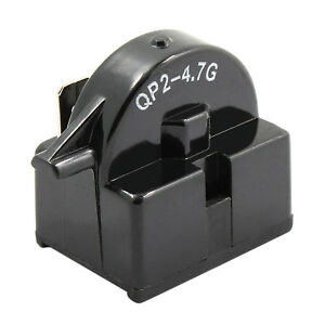 QP2-4-7-Start-Relay-Refrigerator-PTC-FOR-4-7-Ohm-1-Pin-Vissani-Danby-Compressor