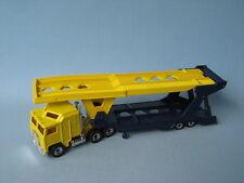 Matchbox Convoy Kenworth Car Transporter Pre-pro Pre-production RARE
