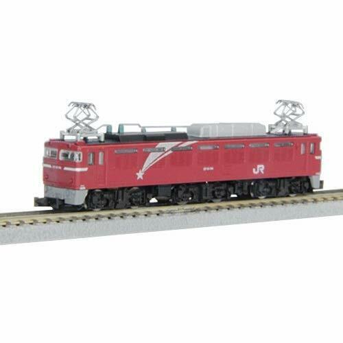 Rokuhan Z calibre T015-1 EF81 Forma Locomotora eléctrica Hokutosei Color Con Seguimiento