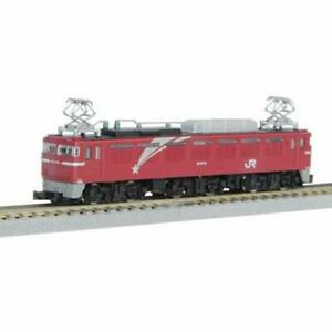 Rokuhan Z gauge T015-1 EF81 Form Electric Locomotive Hokutosei Color w/ Tracking