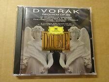 2-DISC CD / DVORAK - STADER - WAGNER - ANCERL: REQUIEM OP. 89 | 6 CHANTS OP. 99