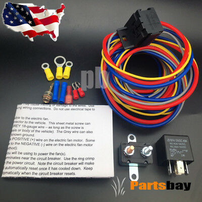 OEM 40205G Electric Fuel Pump Harness and Relay Wiring Kit NEW | eBay