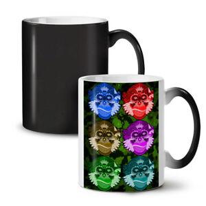 Monkey Beast Wild NEW Colour Changing Tea Coffee Mug 11 oz   Wellcoda