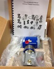 Foxboro Pressure Transmitter Igp20 D22e21f Nib Pzb
