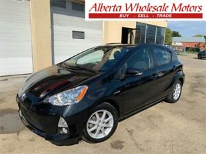 2014 TOYOTA PRIUS C TECHNOLOGY PACKAGE HYBRID WE FINANCE