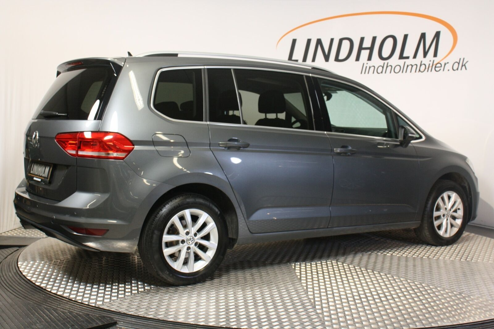 VW Touran TSi 150 Highline DSG 7prs