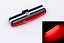 USB Rechargeable LED Bicycle Bike Cycling Front Rear Tail Light 6 Modes Lamp US
