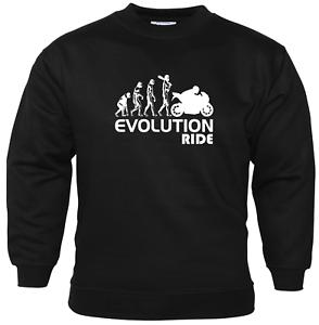 Evolution-Ride-Sweatshirt-Biker-Enthusiast-Motorbike-Accessories-Motorcycle