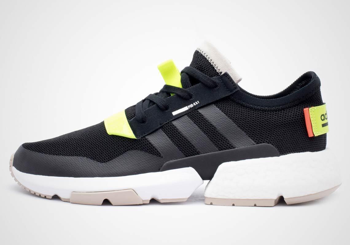 Adidas Herren Pod-S3.1 Bd7693, Laufschuhe    | Bekannt für seine hervorragende Qualität