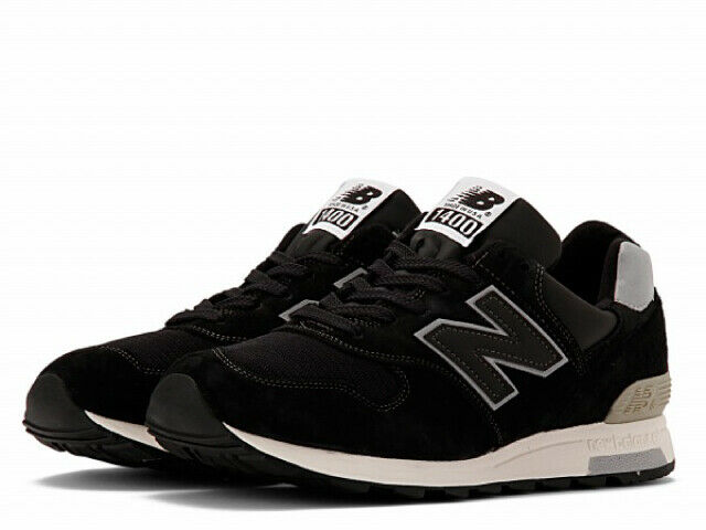 New Balance M1400BKS Made in the USA Noir Argent Homme