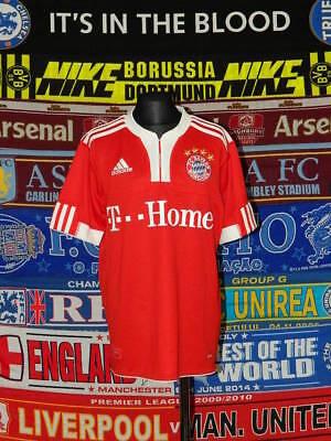sports shoes 68239 38263 5/5 Bayern Munich boys 13-14 yrs 164cm MINT football shirt jersey trikot |  eBay