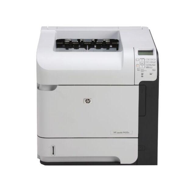 HP LaserJet P4015N S/W LASERDRUCKER DRUCKER NETZWERK USB PRINTER  CB509A