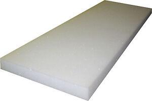 schaumstoffplatte 25 schaumstoff schaumgummi 10 cm ebay. Black Bedroom Furniture Sets. Home Design Ideas