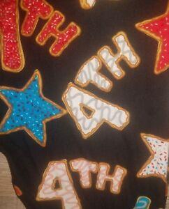 0962051be66883 NEW LULAROE Tween girls women 00-2 Donut and cookie Leggings black ...