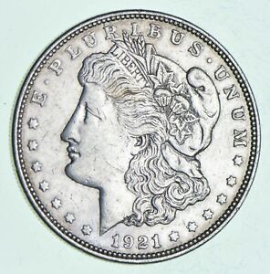 Bulk-Lot-1-1921-P-or-D-or-S-Morgan-Silver-Dollar-90-Eagle-Rev-Bullion