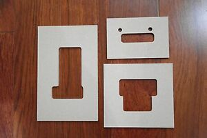 Floyd rose router template ebay for Floyd rose routing template