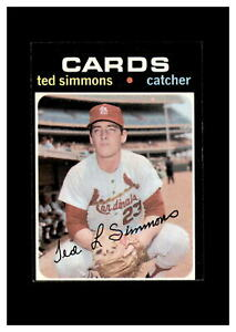 1971-Topps-Set-Break-117-Ted-Simmons-VG-VGEX-GMCARDS