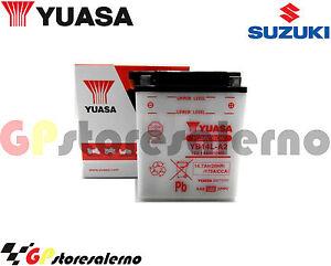 BATTERIA-YUASA-YB14L-A2-SUZUKI-1100-GSX-F-1993