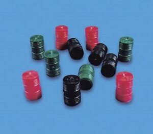 Other Oo Scale Parts & Accs Kunststoff Modell Öl Fässer '00' Messgerät = 1/76th Maßstab Temperate Modelscene 5067 Parts & Accessories
