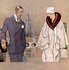 CÔTE A CÔTE André Birabeau René Vincent Bruges Bruxelles L'ILLUSTRATION 1926 TBE