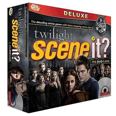 Twilight: Scene It? - The DVD Game Deluxe Edition R4