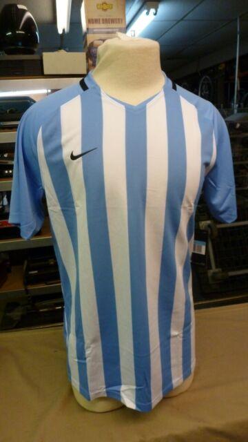 New Nike Soccer Futbol Game Jersey Argentina Stripe Men's M Blue White 894096