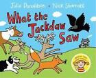 What the Jackdaw Saw by Julia Donaldson (Hardback, 2015)