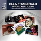 Seven Classic Albums Audio CD Ella Fitzgerald 5036408134127