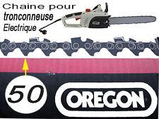 Chaine tronconneuse OREGON 50 T tronconneuse electrique 50 maillons