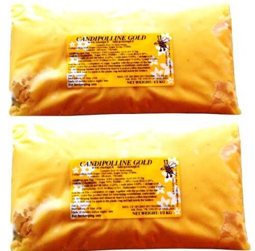 500gr x 2 Candipolline Bienenfutter