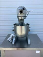 Hobart A 200 Mixer 20qt With Paddle Hook Amp Bowl 115v 1ph Tested