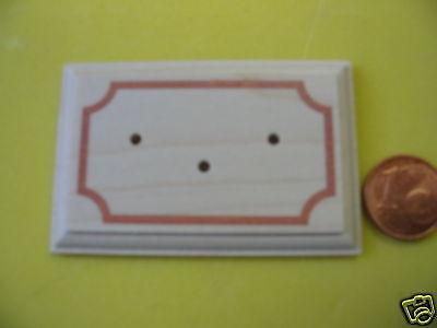 Nr.485 Bergahorn 4 X Zierteil 1:10 Puppenstube Puppenhäuser Puppenhaus Zubehör Seien Sie In Geldangelegenheiten Schlau