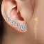 2Pcs-Women-Men-Kids-Surgical-Steel-Hypo-Allergenic-AAA-CZ-Crystal-Stud-Earrings thumbnail 2