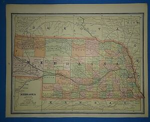 Details about Vintage Circa 1887 NESKA FRONTIER MAP Old Antique Original on boundary map, freedom map, allegiant map, old west map, mercer map, supreme map, ata map, sun country map, empire map, at&t map, lakota map, pathfinder map, pierce map, dateline map, union map, dickinson map, air canada map, erie map, asiana map, quest map,