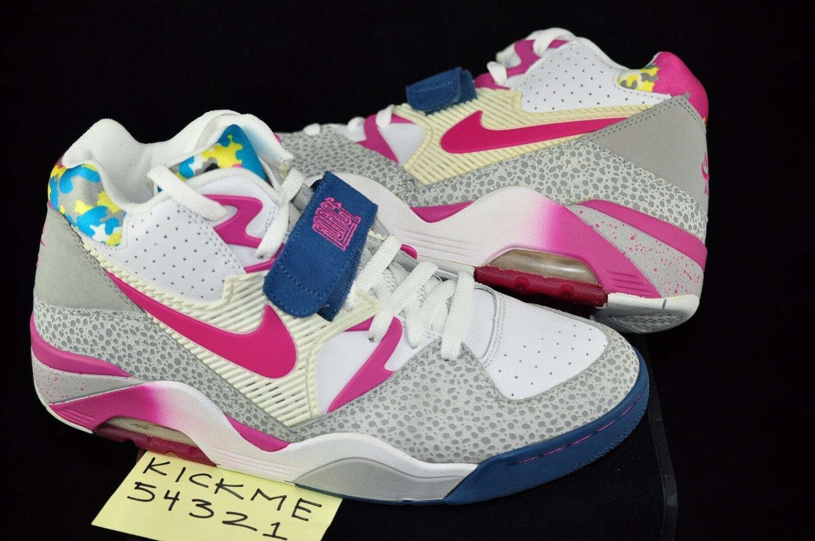 2005 NIKE AIR FORCE 180 UNION CLERKS PACK JORDAN STUSSY OFF WHITE NEW SIZE 10 DS