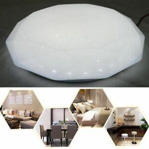 LED Deckenleuchte Sternenhimmel Panel Wohnzimmer Badlampe ...