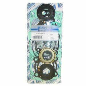 Neuf-WSM-Polaris-1200-Noir-Rouge-Late-Etui-Carburateur-Joint-Kit-2000-2002-Slx