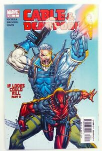 Marvel-CABLE-amp-DEADPOOL-2004-2-Rob-LIEFELD-Cover-NM-9-4-Ships-FREE