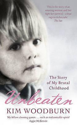 Unbeaten: The Story of My Brutal Childhood, Woodburn, Kim, Good Book