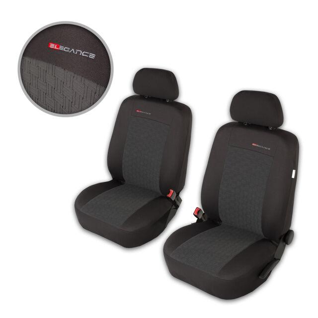 Volkswagen Polo Rot Universal Sitzbezüge Sitzbezug Autositz Schonbezüge Elegance