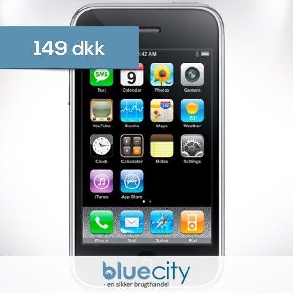 iPhone 3GS, GB 16, sort