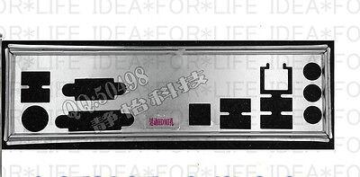 New ASUS I//O IO shield ROG STRIX Z270F GAMING  #G9111 XH