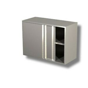 La-unidad-de-pared-de-110x40x80-de-acero-inoxidable-430-armadiato-cocina-restaur