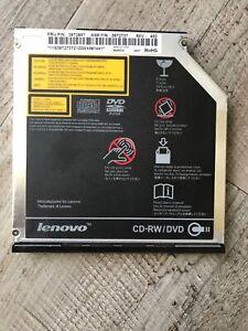IBM Lenovo ThinkPad DVD-CDRW Ultrabay Slim Combo Drive II for FRU 39T2687 Ultra Slim 9.5mm