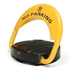 2 Patterns Parking Space Saver Lock Car Park Driveway Auto Barrier Alarmed