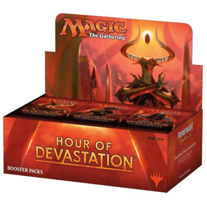 MTG Hour of Devastation Factory Sealed Booster Box Magic the Gathering
