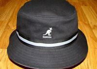 Black Kangol Stripe Lahinch Bucket Hat Style K4012sp